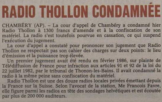 émetteur Radio Thollon au sommet du Pic des Mémises - Page 2 Thollo11