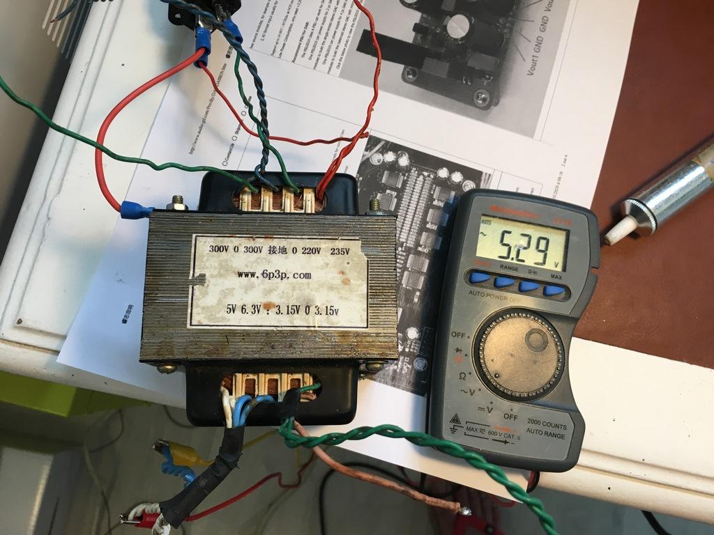 DAC DIY avec Module R2R 24Bit Img_1810