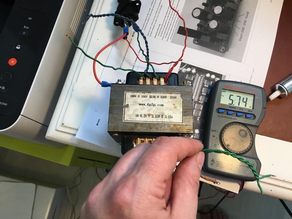 DAC DIY avec Module R2R 24Bit Img_1812
