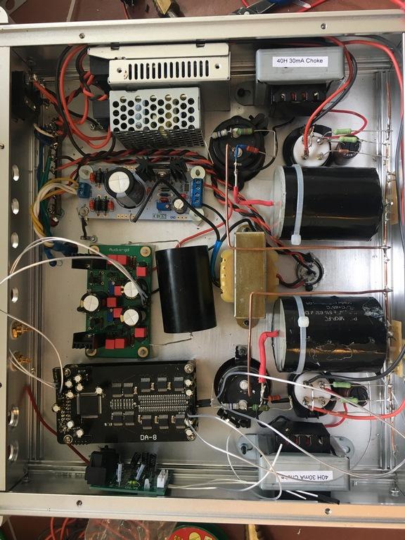 DAC DIY avec Module R2R 24Bit - Page 2 Img_1910
