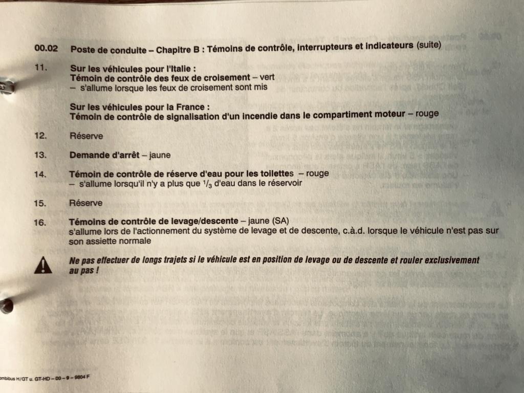 Revue technique / Setra série 300 031ba510