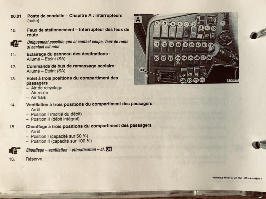 Revue technique / Setra série 300 C1747e10