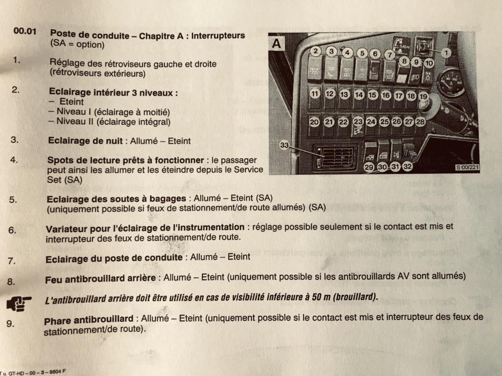 Revue technique / Setra série 300 C527f010
