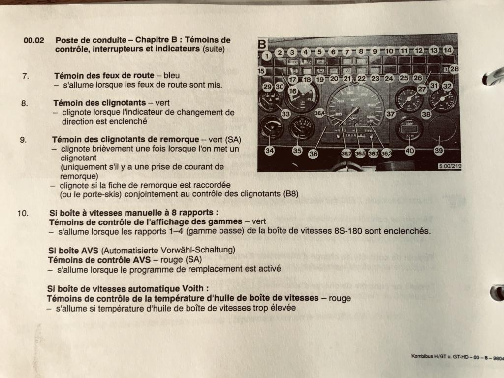 Revue technique / Setra série 300 F4f88610