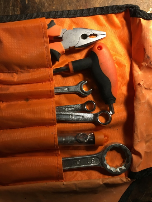 Et vos outils ? E5092210