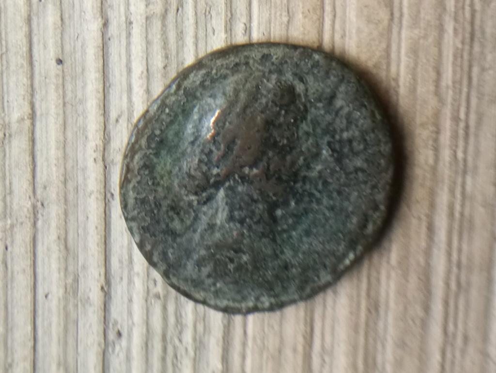 As de Faustina II. SC. Diana a izq. Roma Dsc_1212