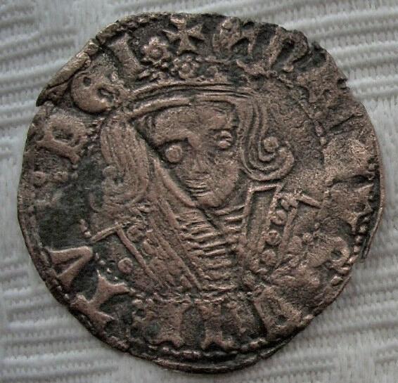 Medio cuarto de Enrique IV - Jaén Enriiv10