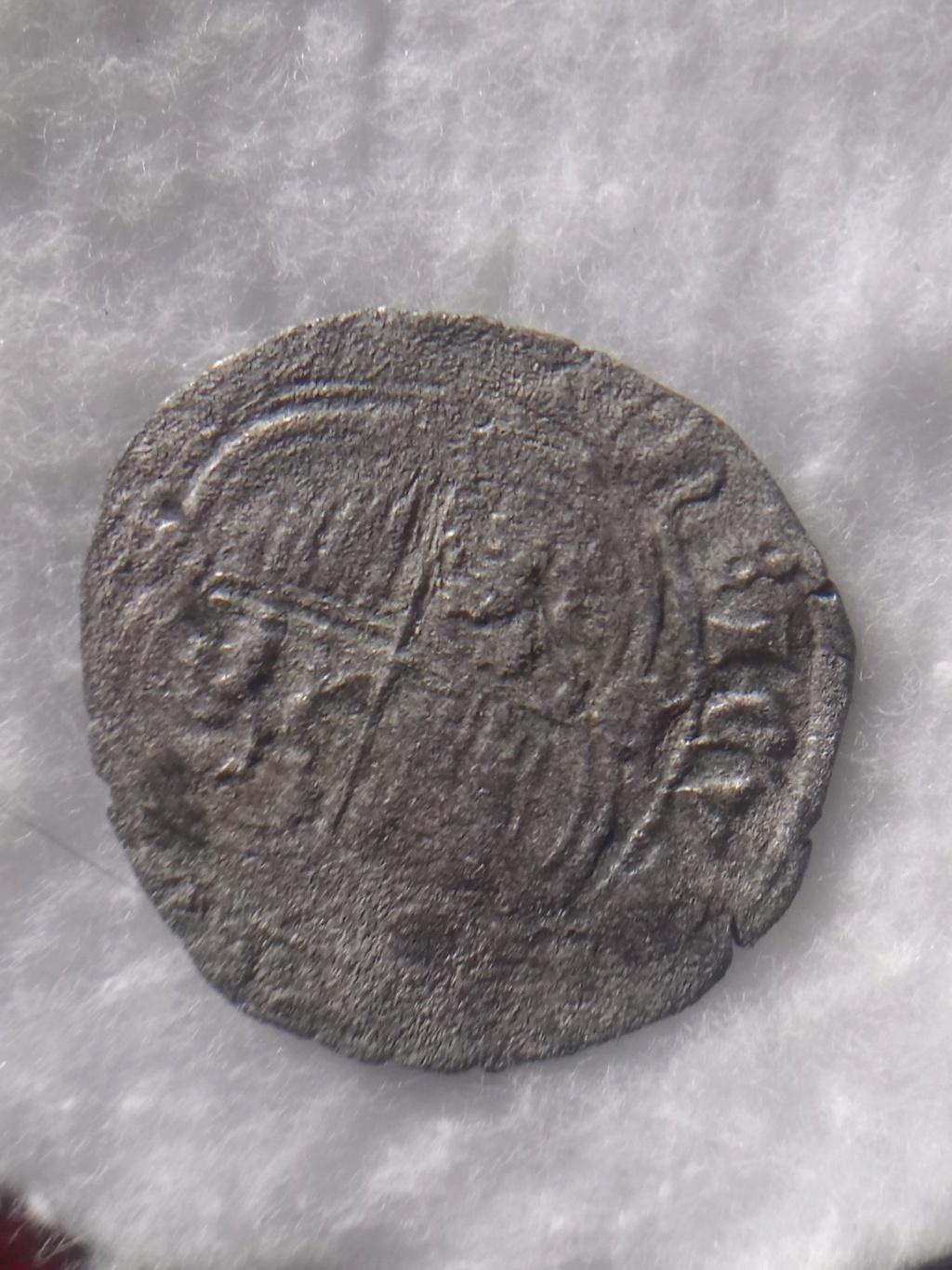 Real de vellón de Enrique II. Emisión post-bélica 1369 Enriqu10