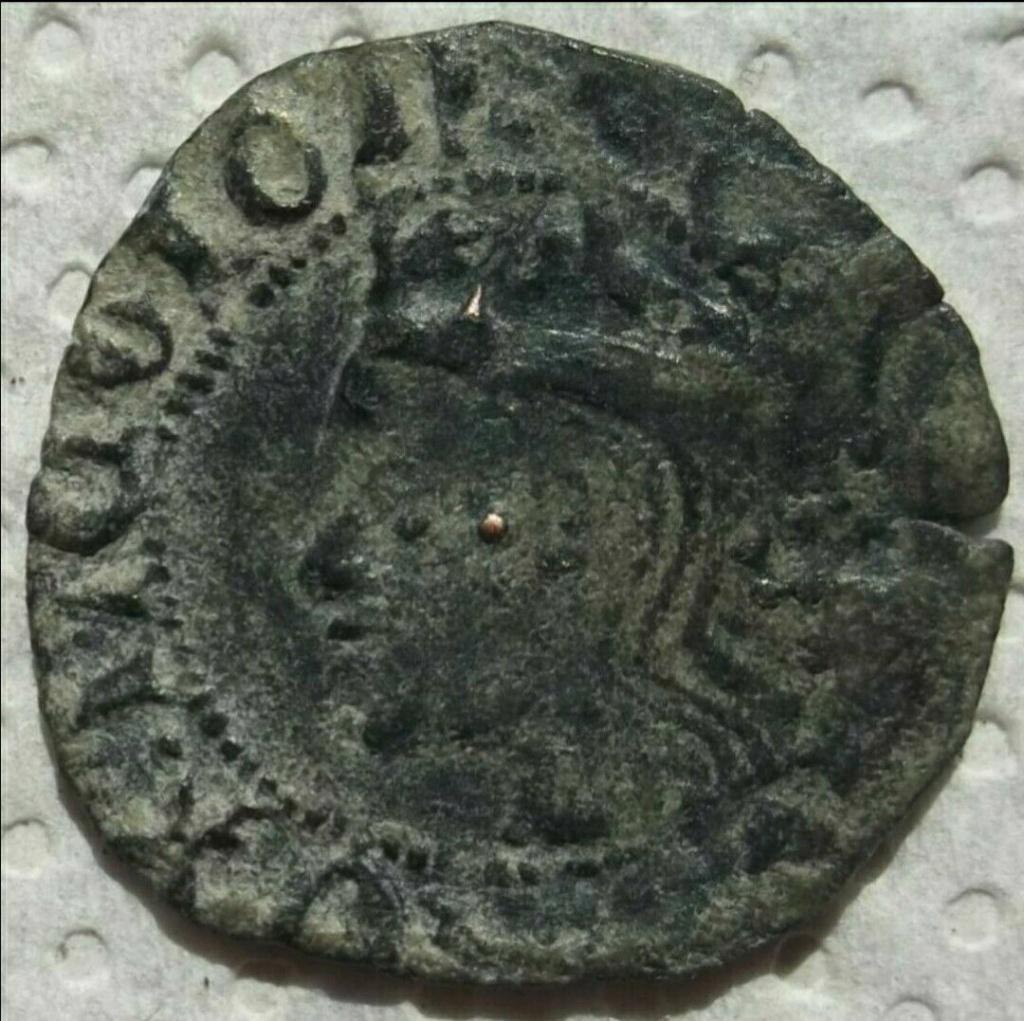 Cruzado de Enrique II - Burgos Enriqu20