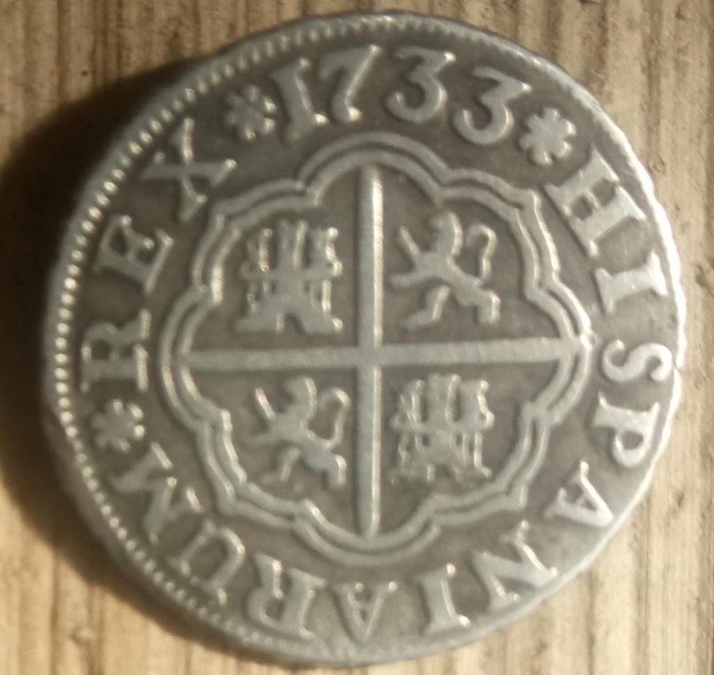 Real Felipe V, Sevilla. 1733 Felipe12