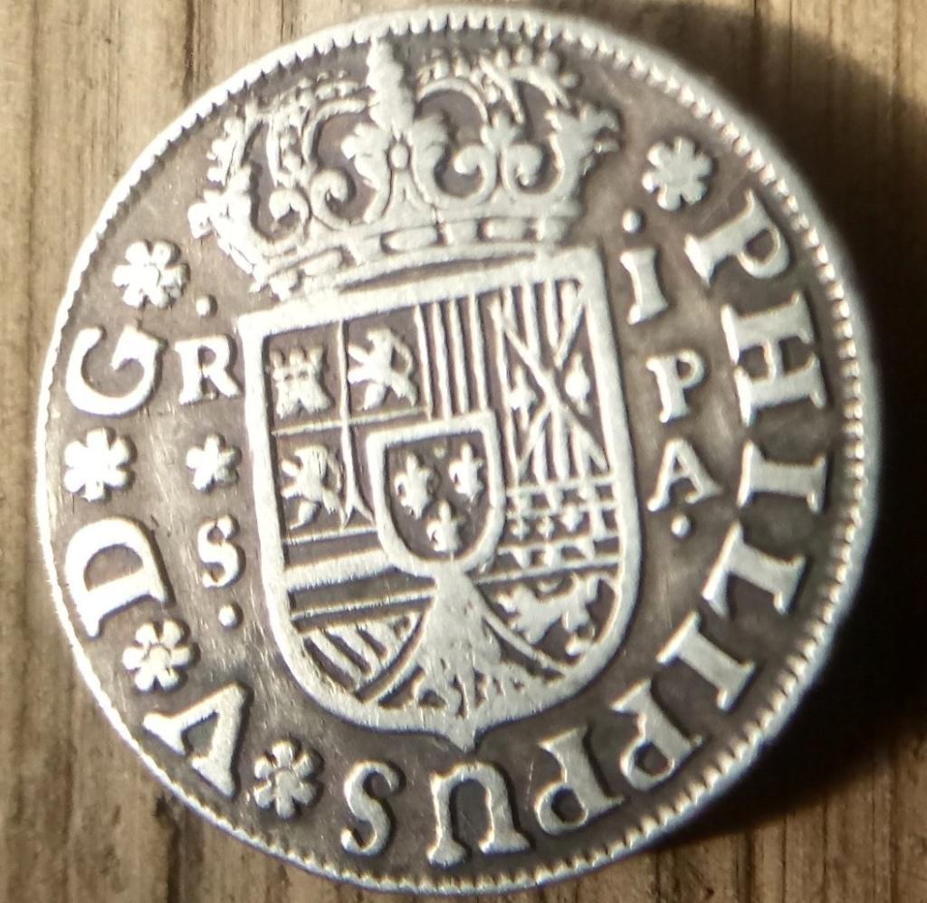 Real Felipe V, Sevilla. 1733 Felipe13