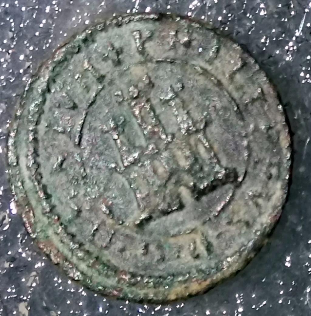 FELIPE II - 1 maravedí de vellón - 1598 - ingenio Felipe27