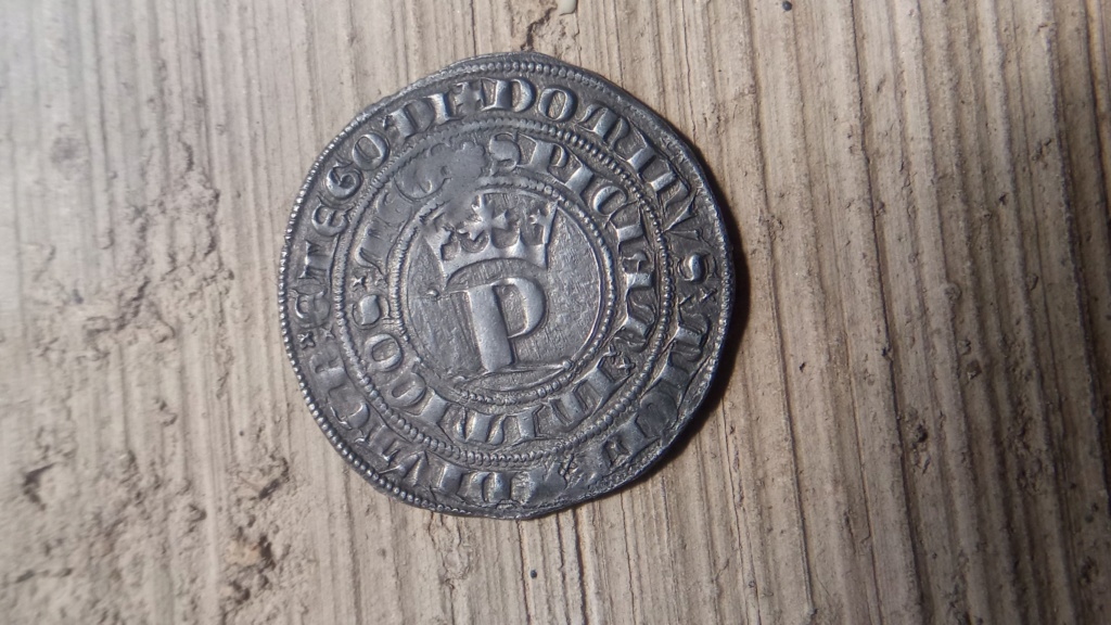 Real de Pedro I - estrellas (Burgos, 1350-1369). Pedrob11