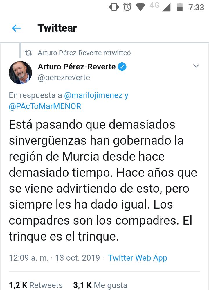 Pérez Reverte, el Chuck Norris español - Página 17 Screen11