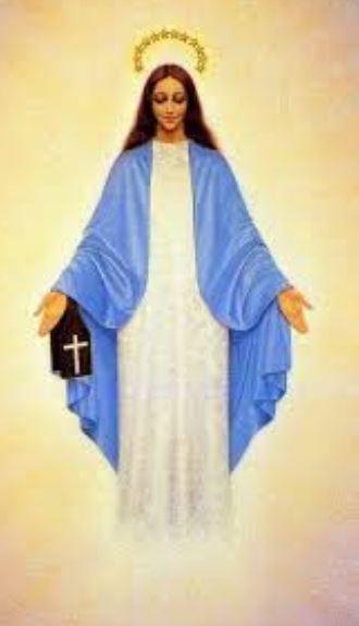 Les femmes catholiques sont-elles obligées de porter un voile partout? - Page 4 Vierge10