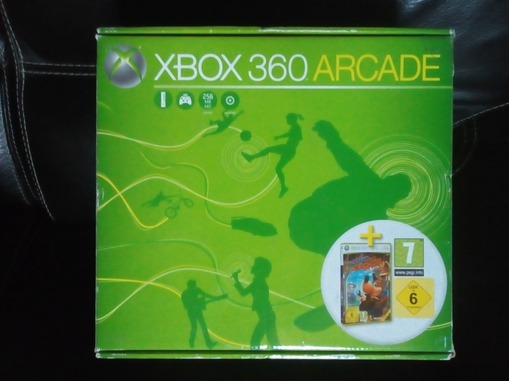 [VDS]Xbox 360 pack arcade + DD 60 Go + 2 manettes + 16 jeux >>> 80€ Img_2028