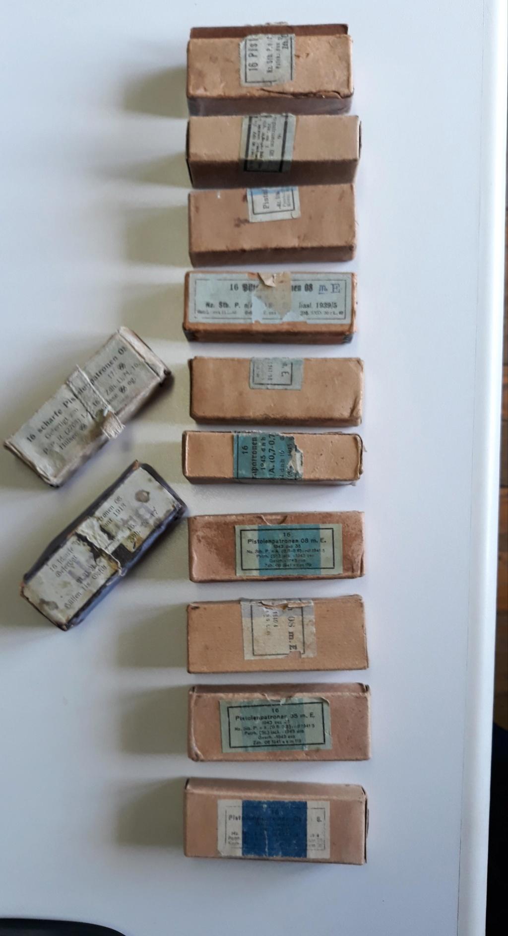 Ma petite collection de boites 9 mm Luger allemandes Boites10