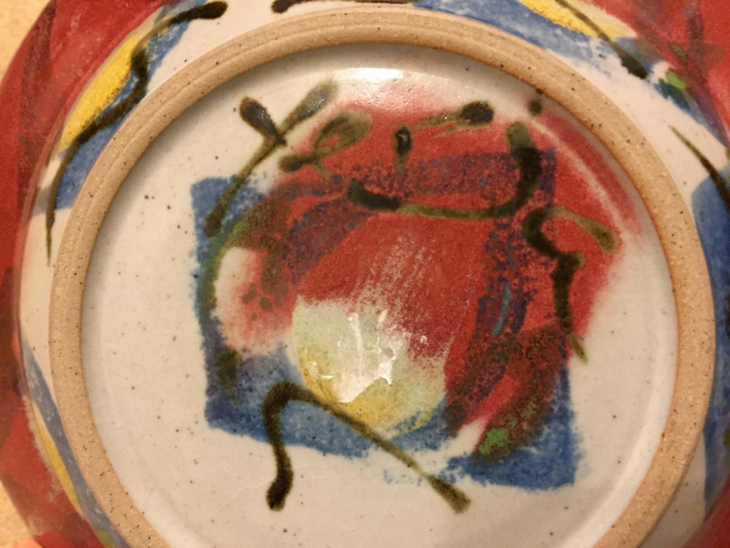 Unusual Plate - Any ID ideas? Img_1414