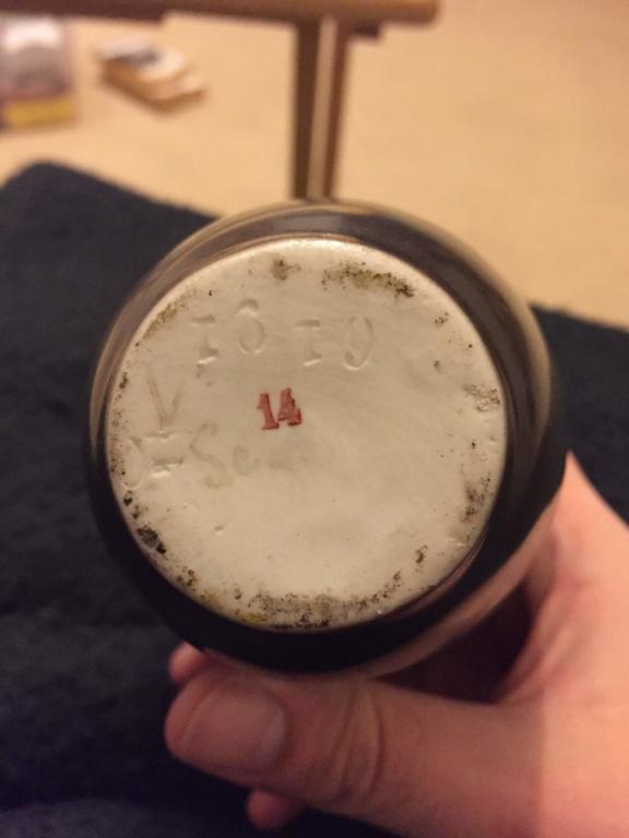 Small Bud Vase Img_2810