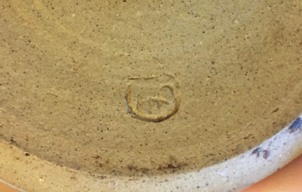Small Stoneware jug Img_2813