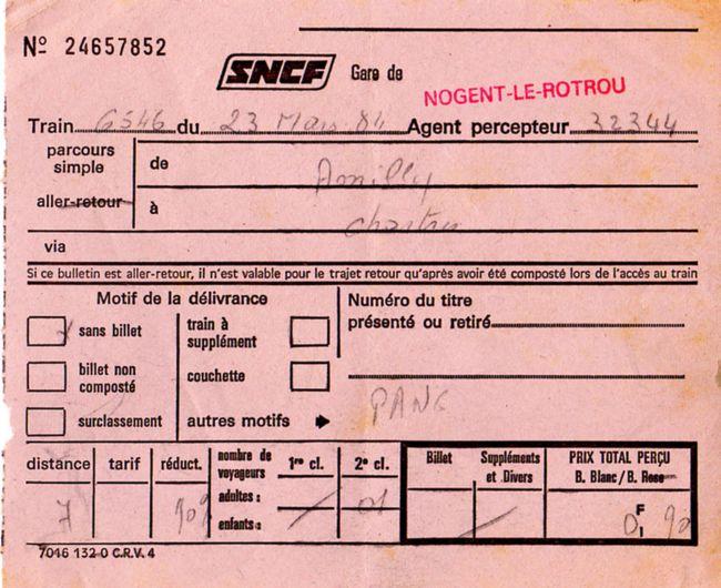 En 1978, un contrôleur de Paris Montparnasse au boulot... Cc_13210