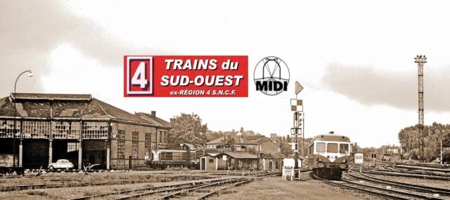 Trains du Sud-Ouest ex région 4- Trains du Midi groupe Face book. Cmx_de10