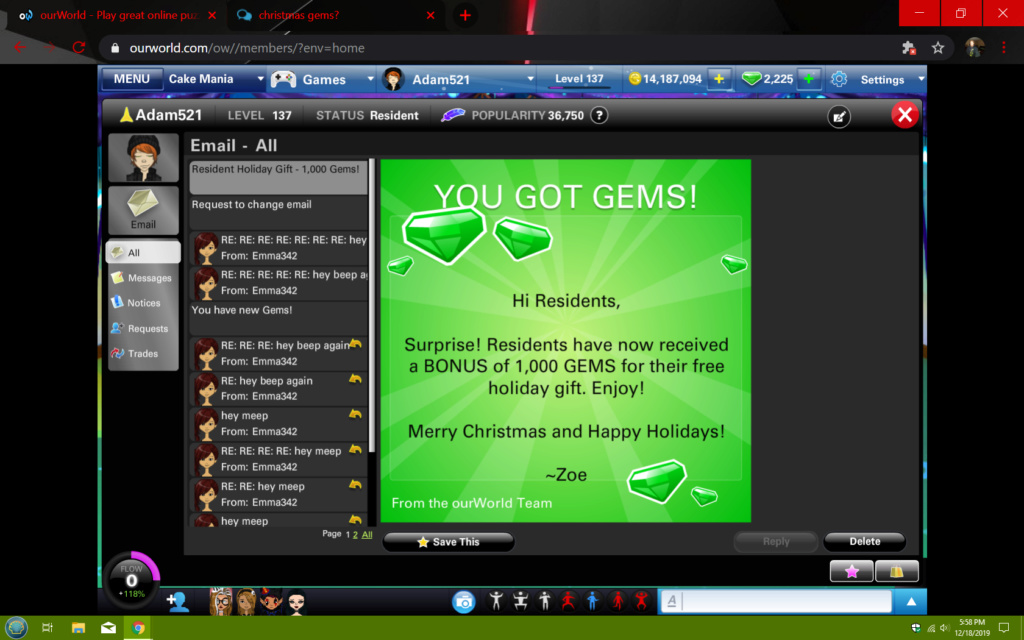 christmas gems? Screen10