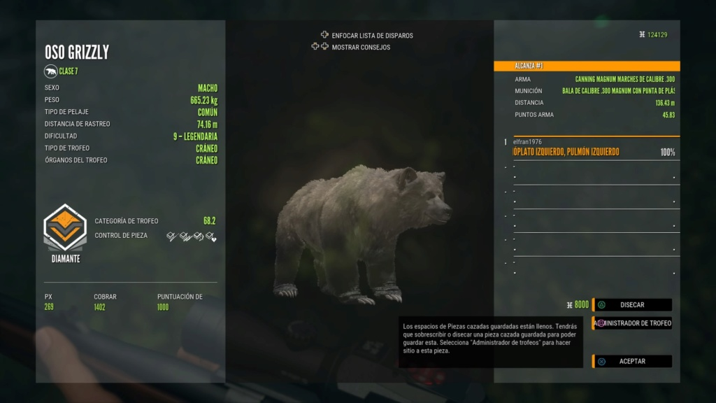 TOP 5 OSO GRIZZLY Ps_mes24