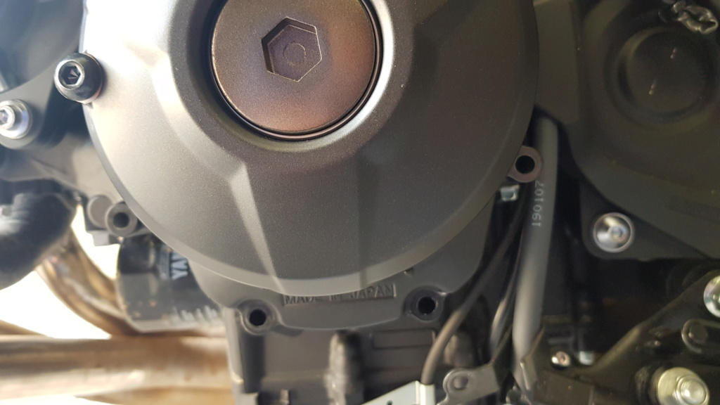 Présentation protection Moteur T-Rex pour CP3  20200517