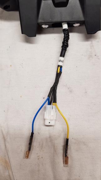 """Présentions clignotant """"Yamaha Led +"""" conçu par """"GK Design"""" 20200623"""