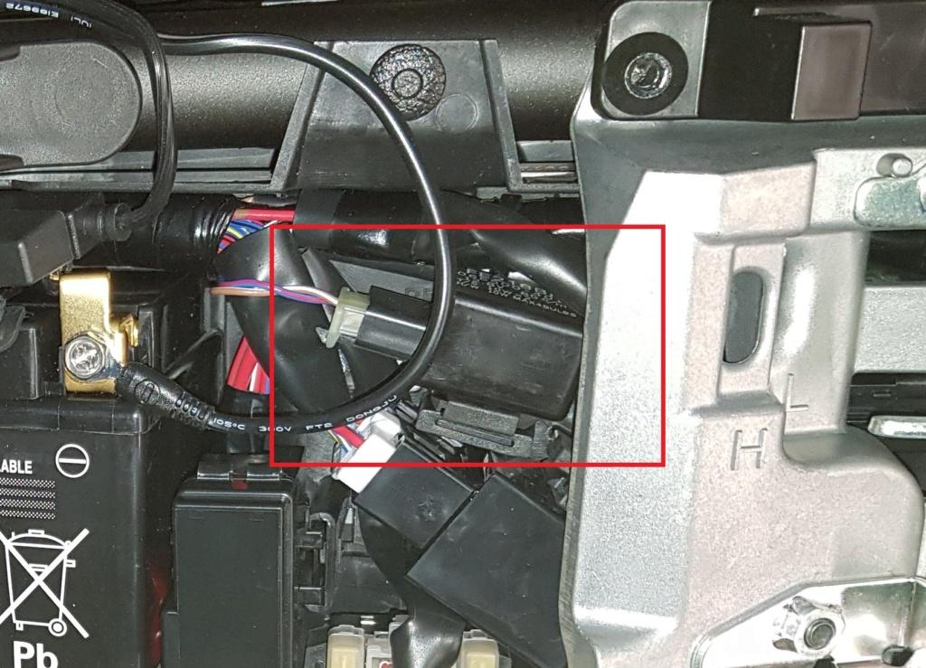 """Présentions clignotant """"Yamaha Led +"""" conçu par """"GK Design"""" Centra10"""