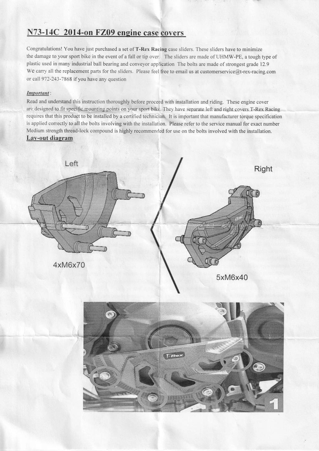 Présentation protection Moteur T-Rex pour CP3  Instal11