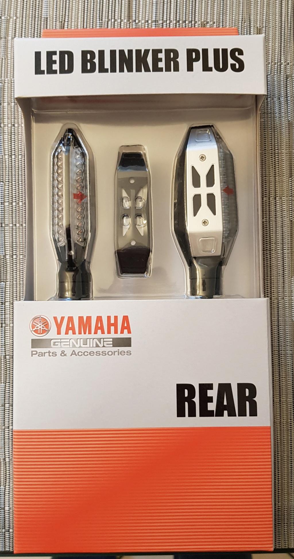 """Présentions clignotant """"Yamaha Led +"""" conçu par """"GK Design"""" Rear_110"""