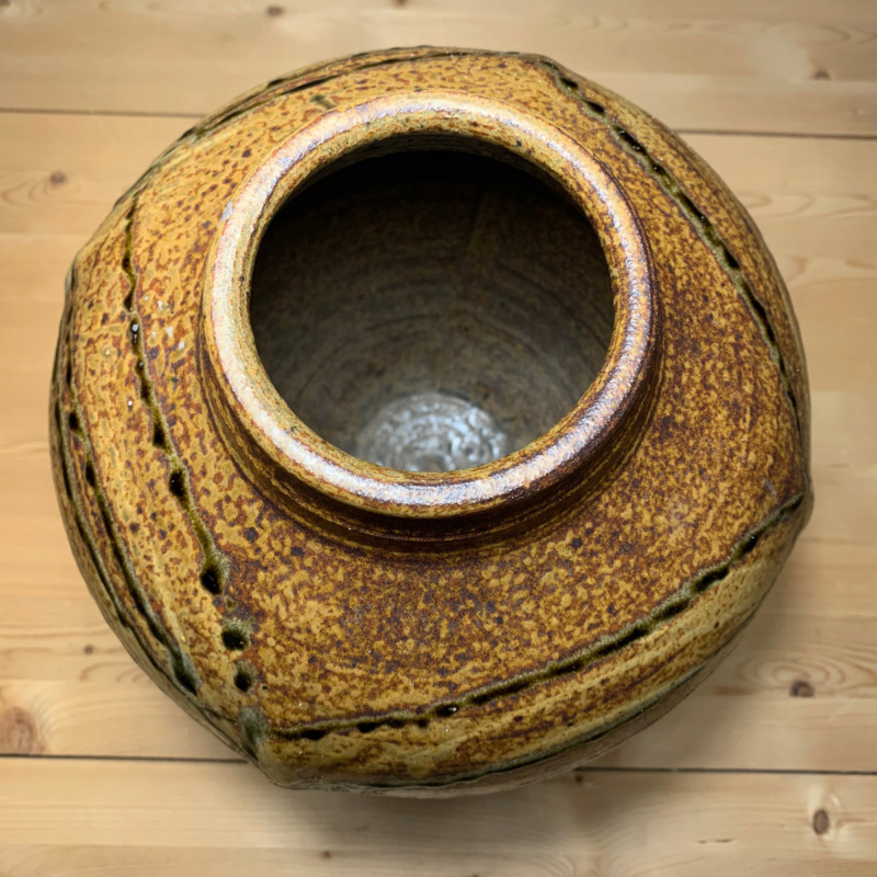 Japanese Style Jar? Jar210