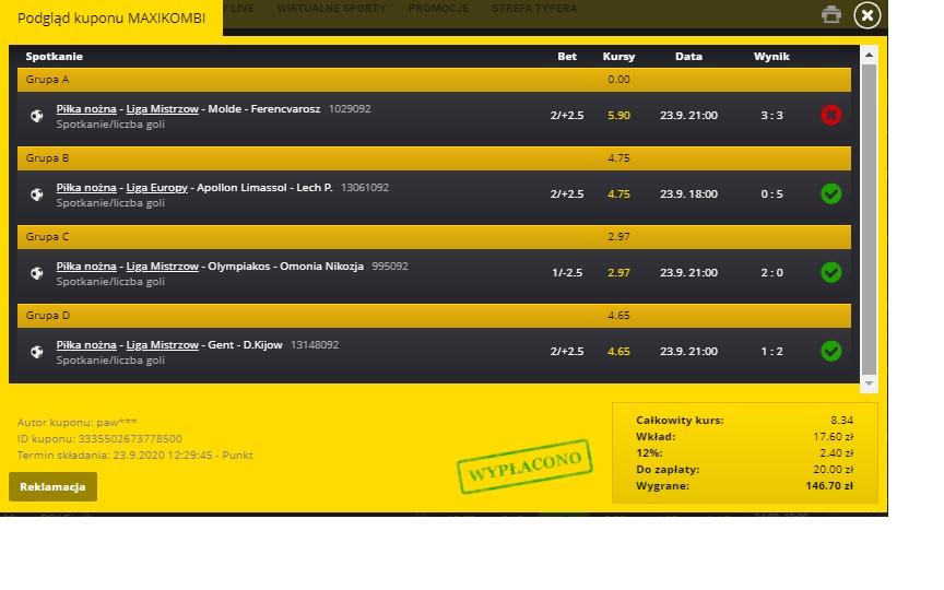 Screenshoty naszych wygranych - bukmacher - Page 22 11112
