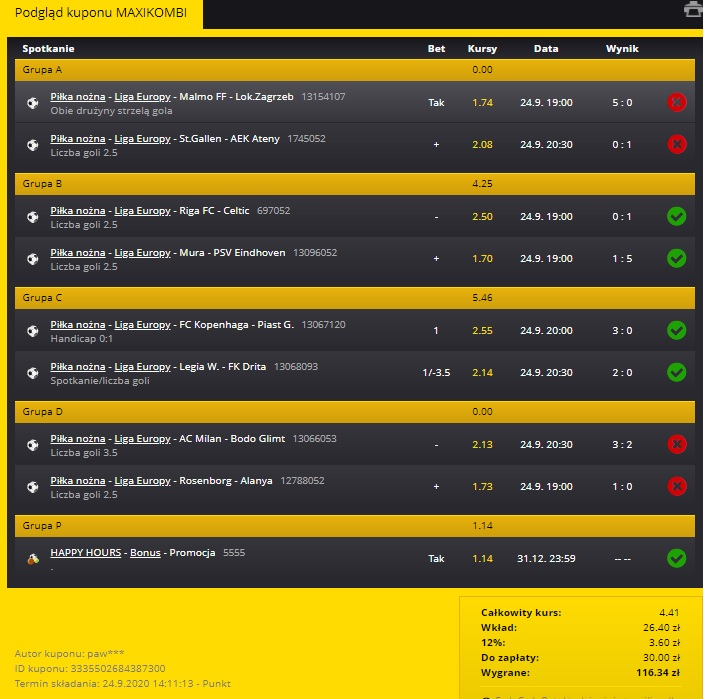 Screenshoty naszych wygranych - bukmacher - Page 22 1234410