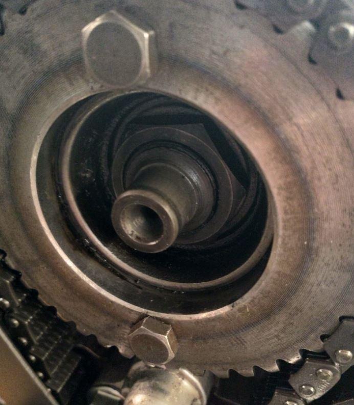 Nockenwelle Antrieb Wasserpumpe Nw-110