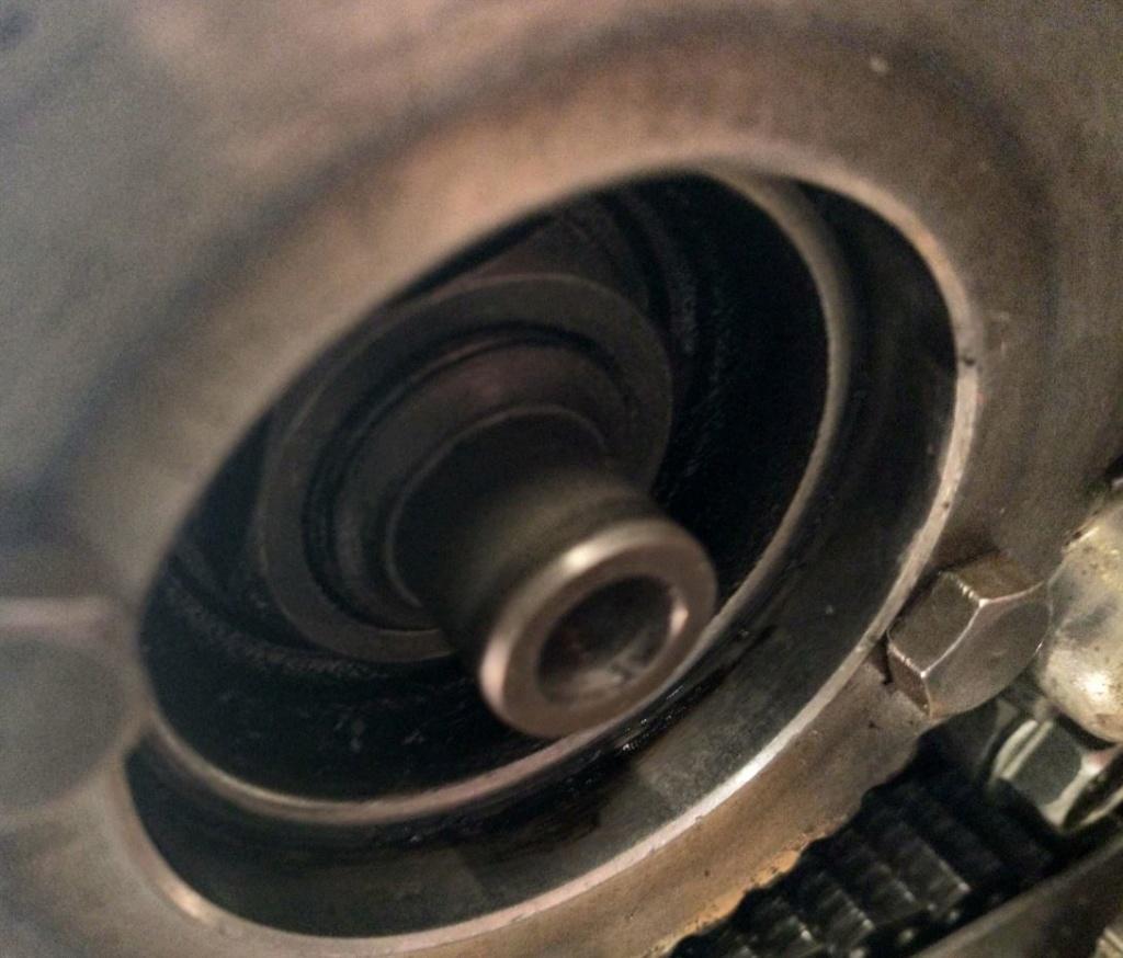 Nockenwelle Antrieb Wasserpumpe Nw-210