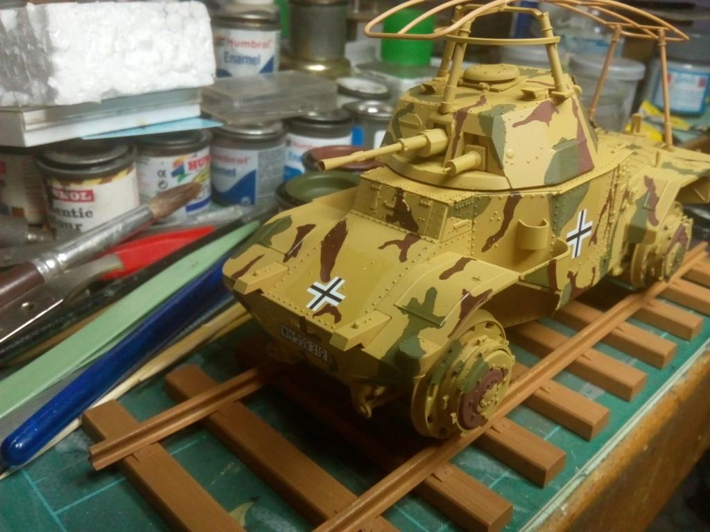 Panhard AMD 178 - Panzerspähwagen P 204 (f) Railway Img_2044