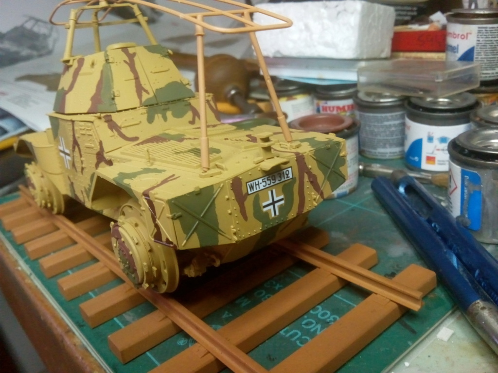 Panhard AMD 178 - Panzerspähwagen P 204 (f) Railway Img_2045