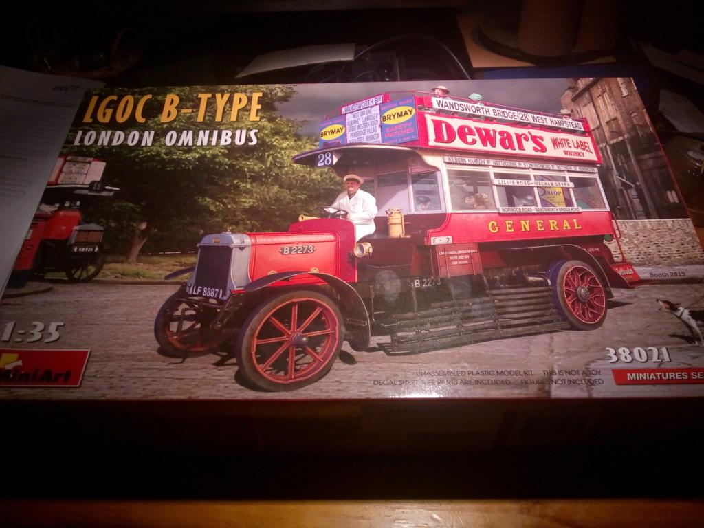 LGOC B-Type London Omnibus, Mini Art 1/35 Img_2081