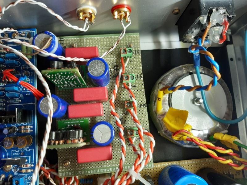 Condensateurs de liaison - DAC Diy - Page 2 20210312