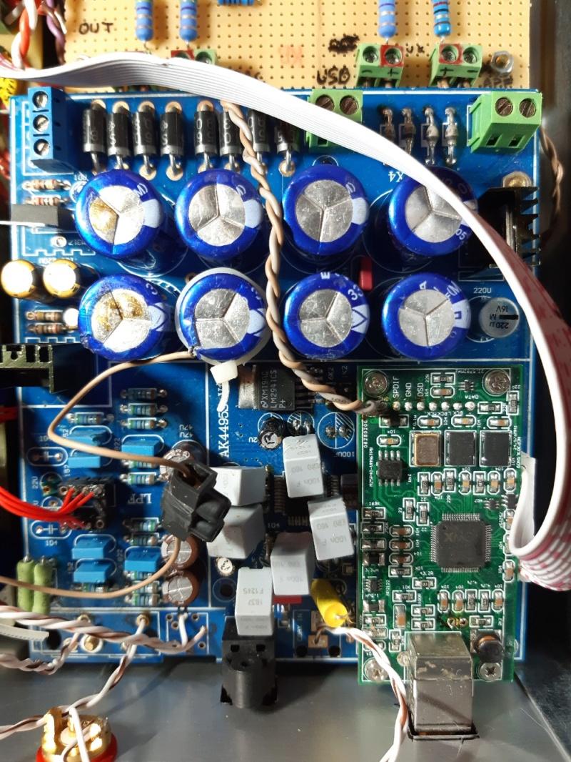 Condensateurs de liaison - DAC Diy - Page 2 20210313