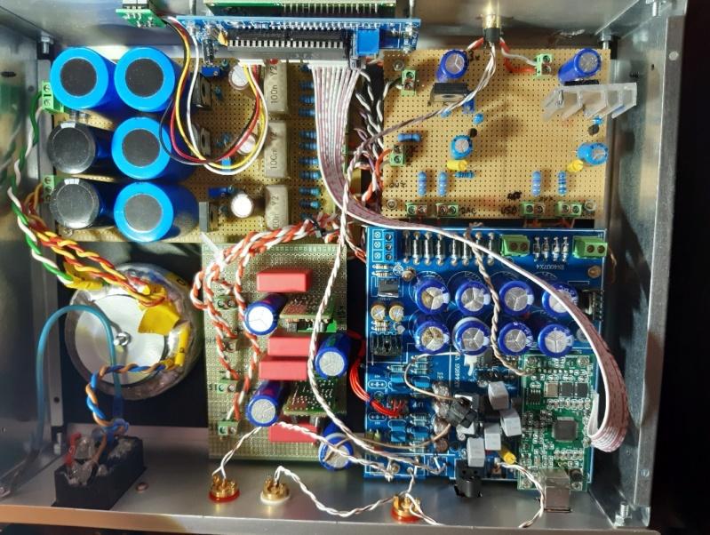 Condensateurs de liaison - DAC Diy - Page 2 20210315