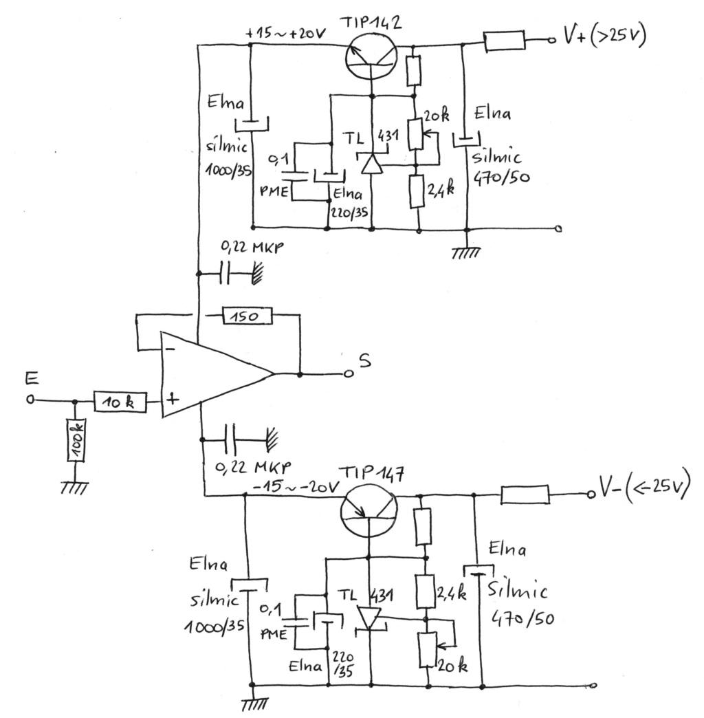 Alimentation linéaire pour Bluesound Node2 - Page 2 Schema10