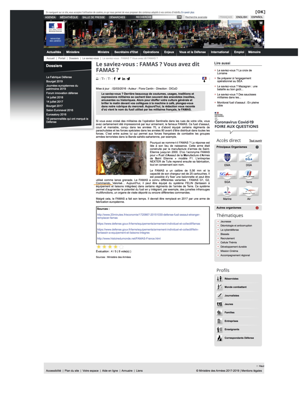 Identification pgm Famas Screen10