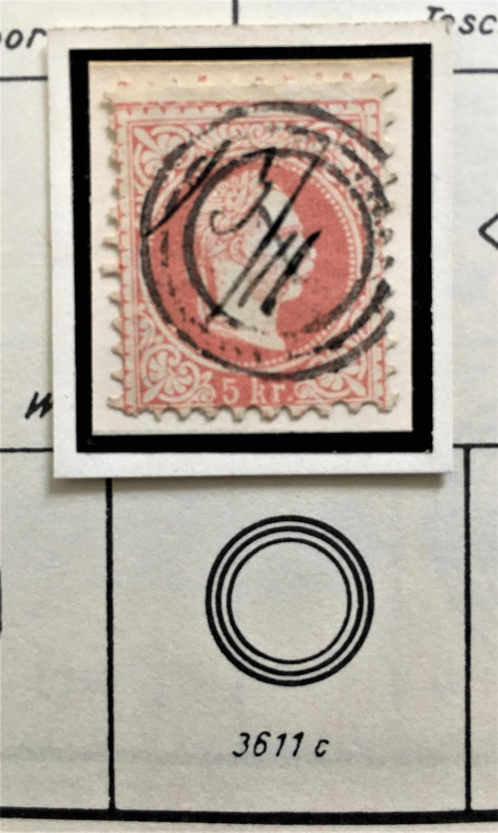 Nachtrag - Freimarken-Ausgabe 1867 : Kopfbildnis Kaiser Franz Joseph I - Seite 23 Kf110