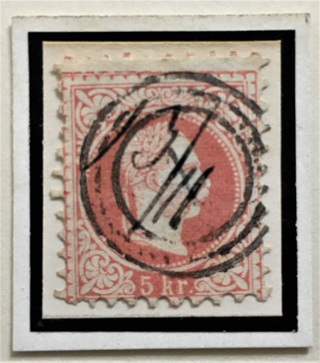 Nachtrag - Freimarken-Ausgabe 1867 : Kopfbildnis Kaiser Franz Joseph I - Seite 23 Kf210