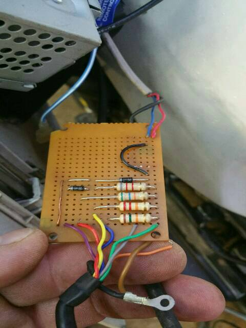 K100LT radio remote  Img20210