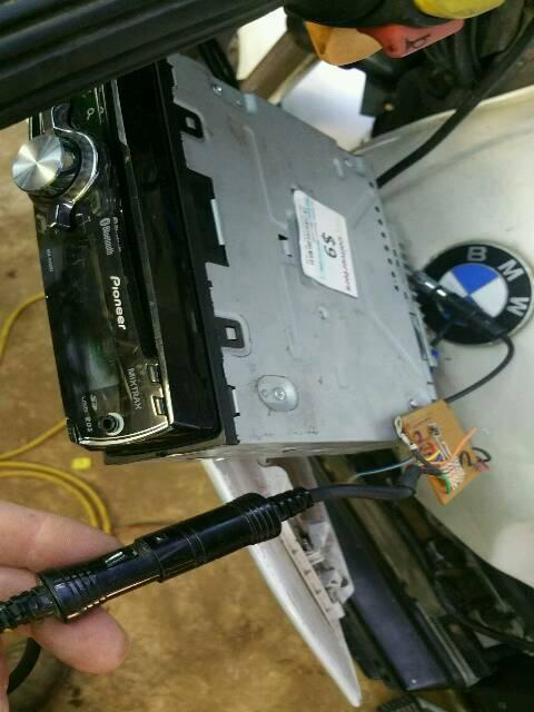 K100LT radio remote  Img20211